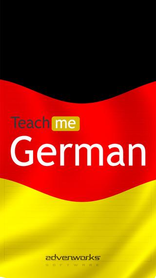 Teach Me German