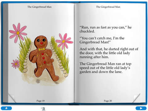 The Story Mouse - Read-along story books for children iPad Screenshot 4