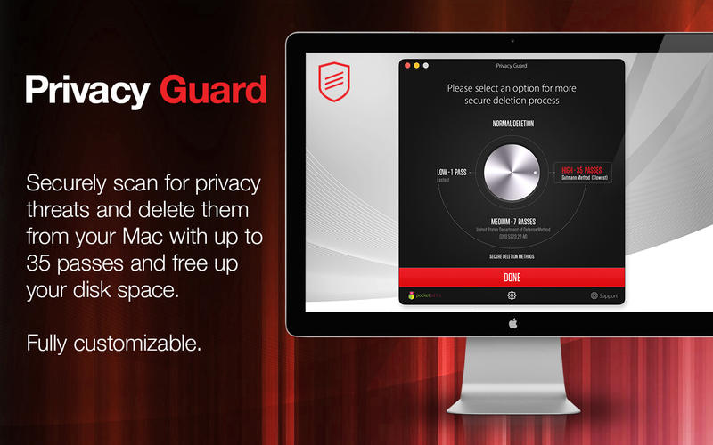 PrivacyGuard Screenshot - 2