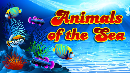 Animals of the Sea Slots Hidden Treasure for Casino Game Pro