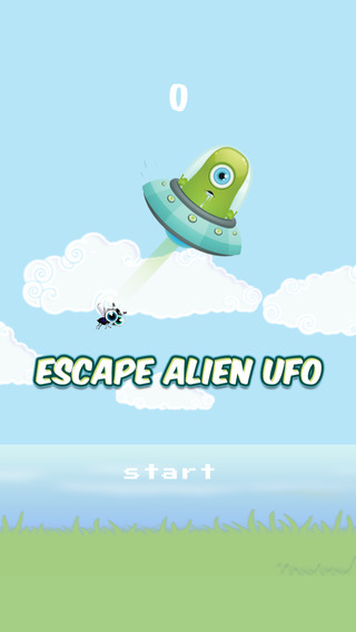 Escape Alien UFO