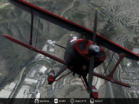 Flight Unlimited 2K16 screenshot 9
