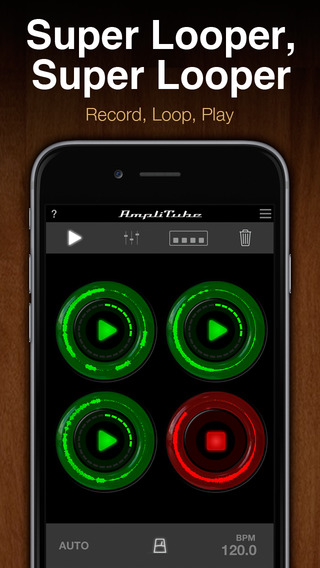 AmpliTube LE iPhone Screenshot 3