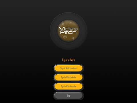 Video Pitch App