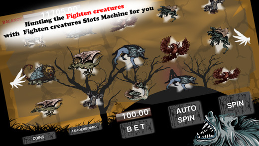 Ace of Monsters Slots Machine - The epic clash of Frighten Surreal Demons PRO