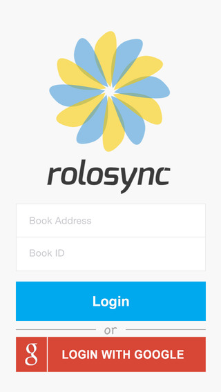 Rolosync Connect for Google Contacts