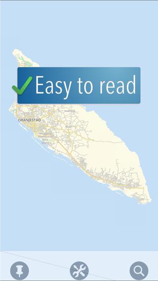 Aruba Travelmapp