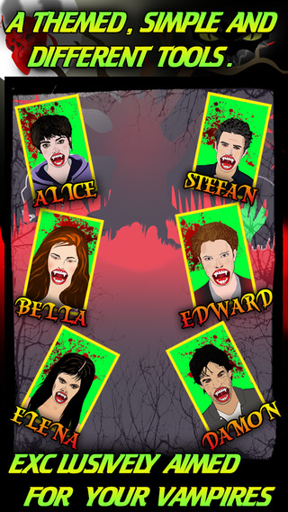 Ultimate Vampire Dentist-Best crazy celebrity stars dentist hospital game for tooth cleaning and mou