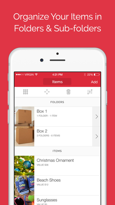Sortly Moving Organizing Inventory Apppicker