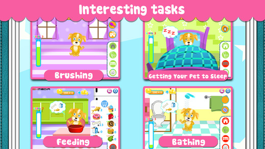 My Virtual Pet - play adopt your own cute animal