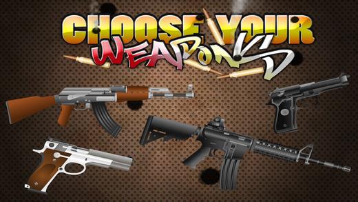 Virtual Guns Mobile Weapons