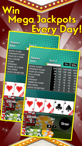 Poker World with Bingo Mania Roulette Wheel and More