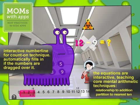 Mathsplat - Slime Subtraction