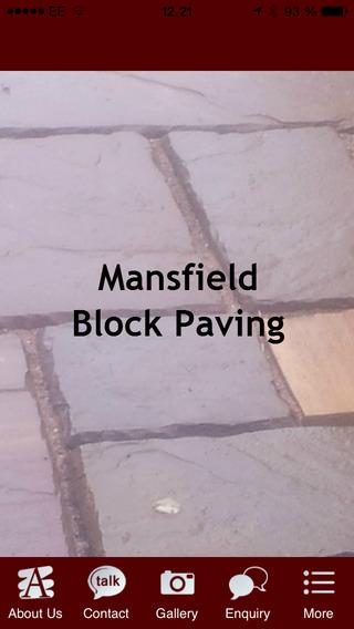 Mansfield Block Paving