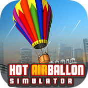 Hot Air Balloon Simulator