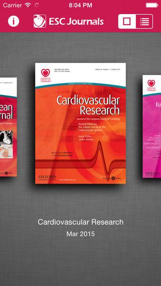 ESC Journals