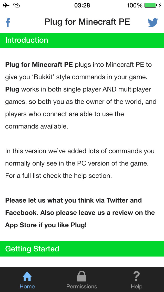 Thread play plug for minecraft pe game online plug for minecraft pe