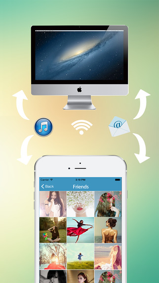HiMedia Pro - to lock your photos and videos Screenshots
