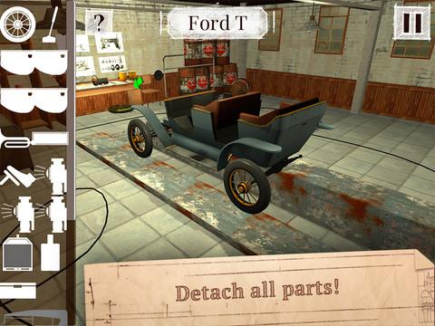 Disassembly Science - Cars-ipad-2
