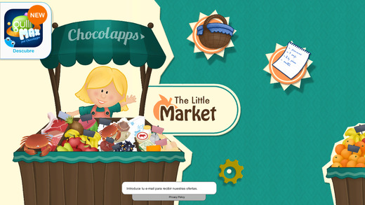 The Little Market - Learning app for kids - Discovery