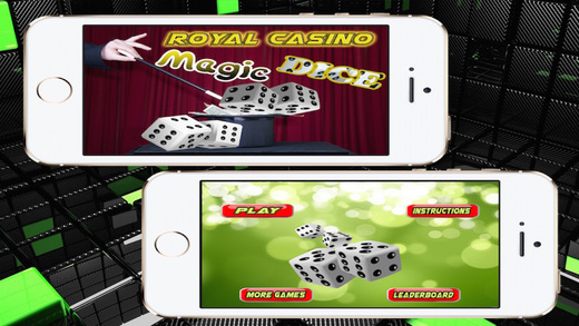 Royal Casino Dice Magic -