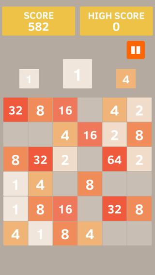 Double 2048