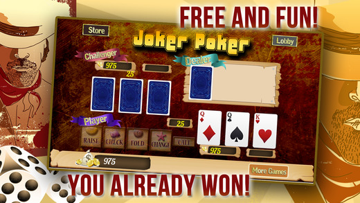 Wild West Winners: Casino Cowboy with Slots Blackjack Poker and More