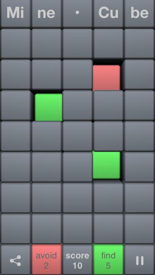 Mine Cube