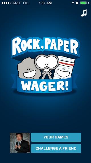 玩免費娛樂APP|下載Rock Paper Wager! app不用錢|硬是要APP