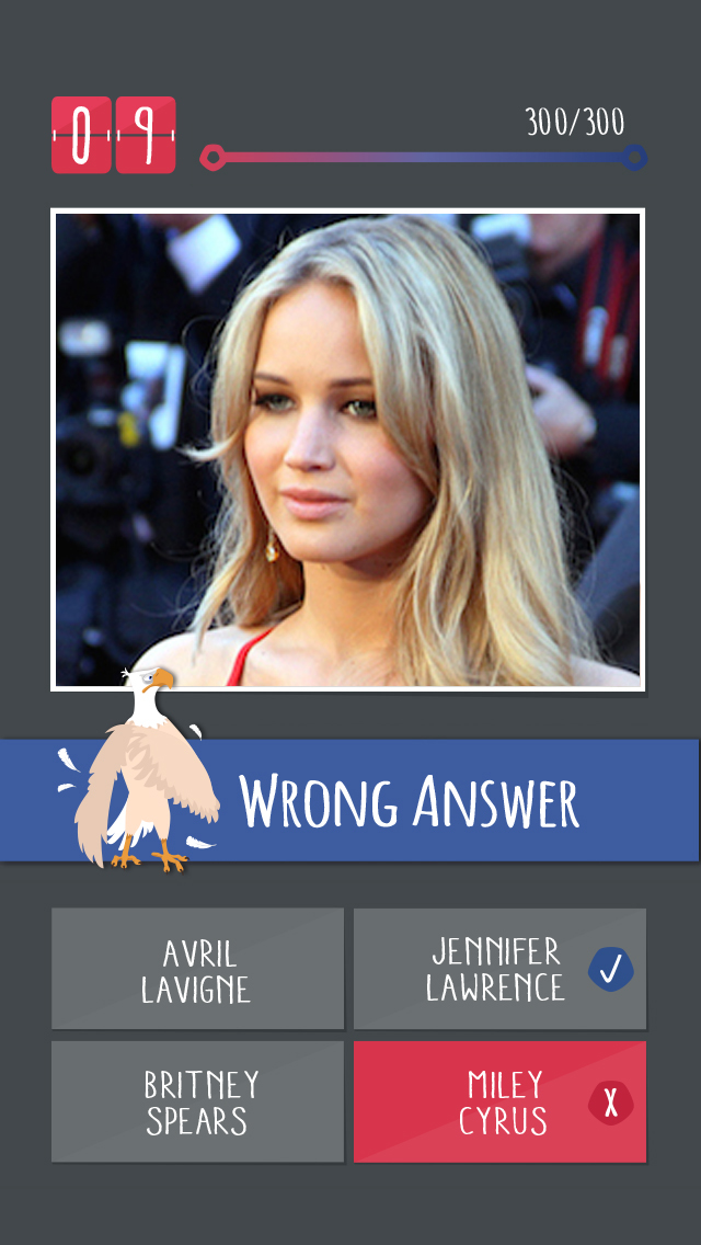 All-American PicQuiz: Famous Americans & Celebs Pictures Quiz screenshot 4