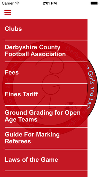 Derbyshire Girls Ladies League