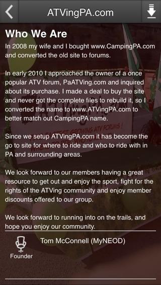 ATVingPA.com