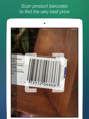 Screenshot 2 QR Code Reader by Scan
