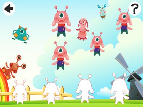 Активный! Калибровка Игра Для Детей, Чтобы Играть И Учиться В Мире, Мило Монстров