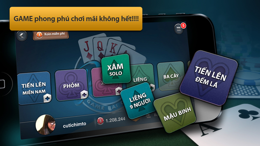 BEME - Ongame game danh bai online zing play zingplay myplay my play gamebai.com