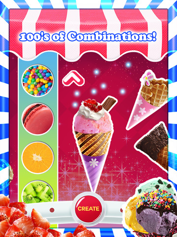 A Delightful Ice Lolly Inventor -  Amusing HD Games for Kids-ipad-0