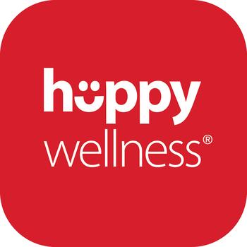 Happy Wellness LOGO-APP點子