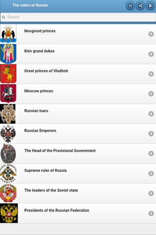 The rulers of Russia screenshot 1