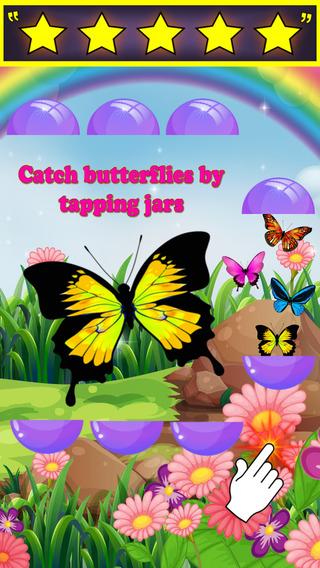 Butterflies - Flying Garden Insect Vs. Bionic Killing Flies Game