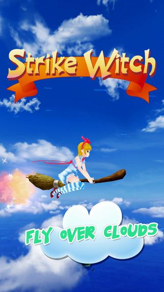 Strike Witch: 3D Skyrim parkour