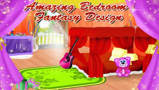 Amazing Bedroom Fantasy Design Free