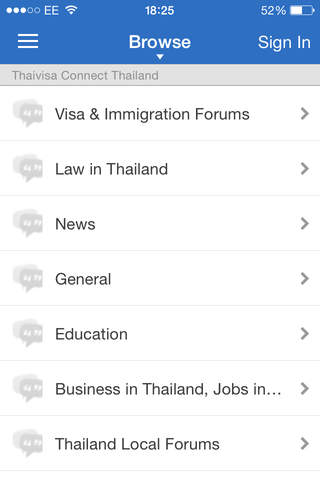 Thaivisa Connect - Thailand screenshot 3