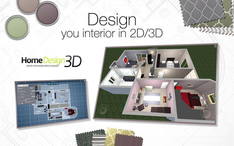 home design app for mac interior design project