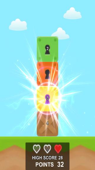 Fantastic Five Blocks Tap