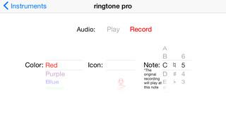Ringtone Composer Pro Скриншоты4