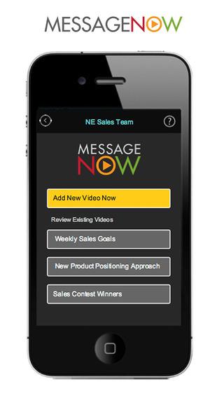 MessageNow for Salesforce AppExchange®