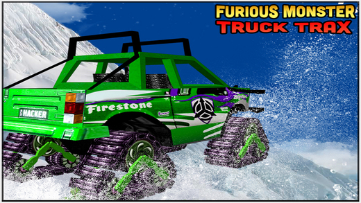 Furious Monster Truck Trax