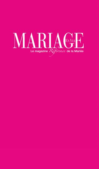 Mariage En Vue