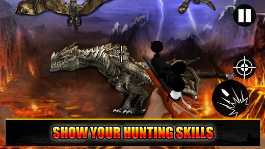 Warrior Rise Dragon Hunter 3D