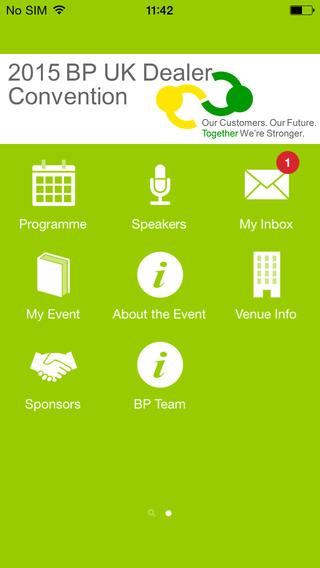 BP UK Dealer Convention Portugal 2015